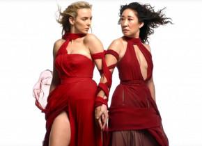 """Actrițele care au cucerit publicul în serialul """"Killing Eve"""". Totul despre cele 2 protagoniste"""