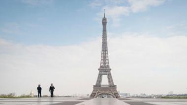 Ce se întâmplă la Paris, după cea mai neagră zi pentru Franţa de la declararea pandemiei de COVID-19
