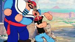 Greseala din Popeye pe care fanii nu au observat-o. A fost admisa la zeci de ani diferenta