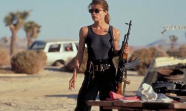 Cum arată azi Linda Hamilton și Arnold Schwarzenegger. Cele mai noi imagini din Terminator 6