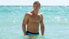 """Daniel Craig, """"zdruncinat"""" de nașterea fiicei sale. Orele de nesomn își spun cuvântul. Cum arată actorul cum"""
