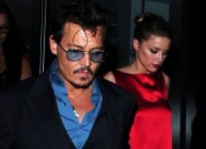 Imagini cu Amber Heard și Elon Musk, în liftul privat al penthouse-ului lui Johnny Depp. Actorul a acuzat-o anterior că a avut o relație cu acesta la o lună de la nuntă