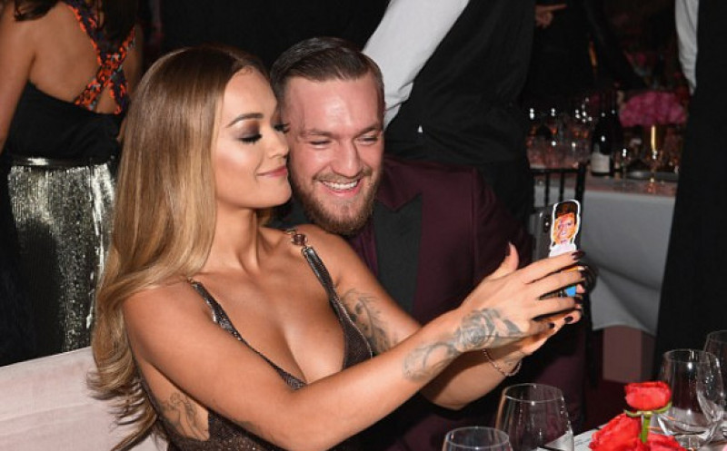 rita-ora-conor-mcgregor-fashion-awards-getty