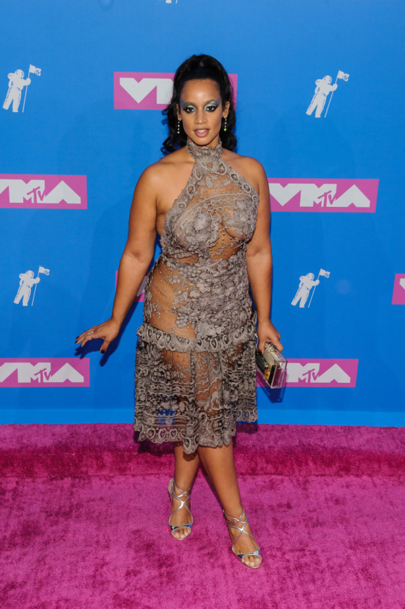 Celebrities Arrive At The 2018 MTV Video Music Awards In New York
