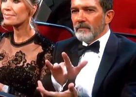 Nicole Kidman are un stil ciudat de a aplauda? Stai să-l vezi pe al lui Banderas   VIDEO