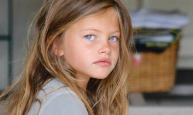 """A fost supranumită """"cea mai frumoasă fată din lume"""". Thylane Blondeau uimește astăzi cu look-ul spectaculos"""