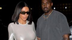 Kanye West a vorbit în premieră despre presupusa aventură a soției sale cu Drake