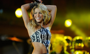Shakira într-un set de poze rare, dinainte să fie celebră! Cum arăta atunci