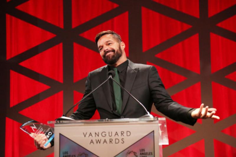 Los Angeles LGBT Center's 49th Anniversary Gala Vanguard Awards