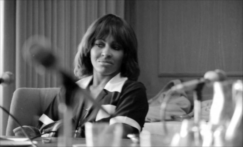 Archives - Exclusif - Prix Spécial - Tina et Ike Turner en Allemagne