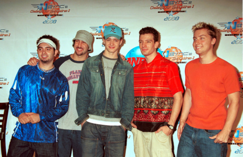 N'sYNC Announce Challenge for the Children II Charity Basketball Game