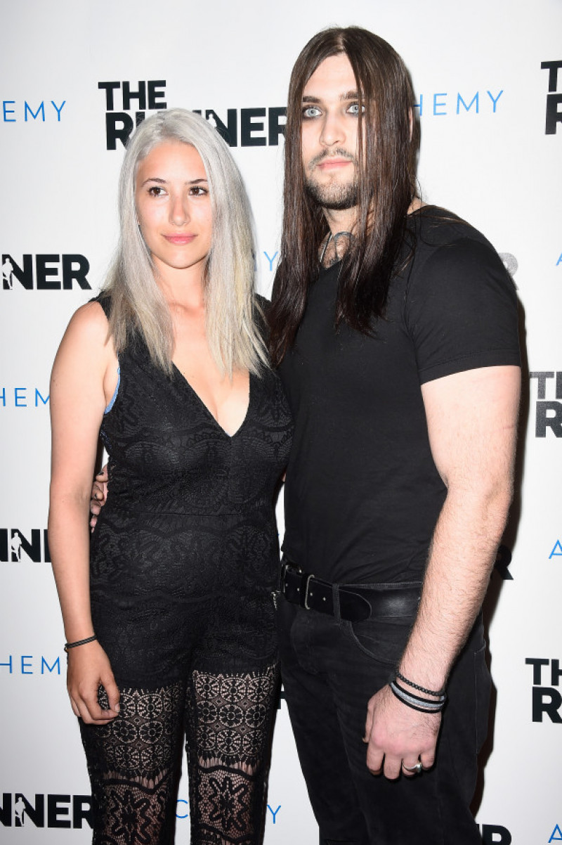 "Paper Street Films' Screening Of ""The Runner"" - Arrivals"
