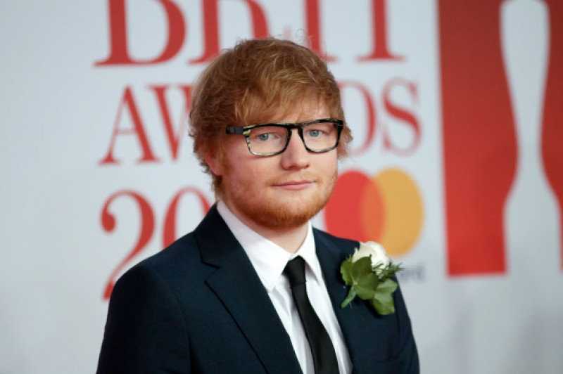 Ed Sheeran la Brit Awards 2018
