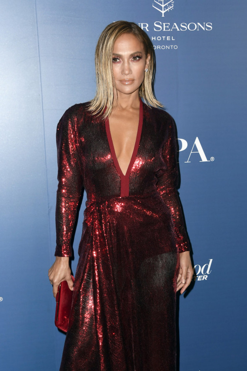 HFPA/THR TIFF PARTY - Arrivals