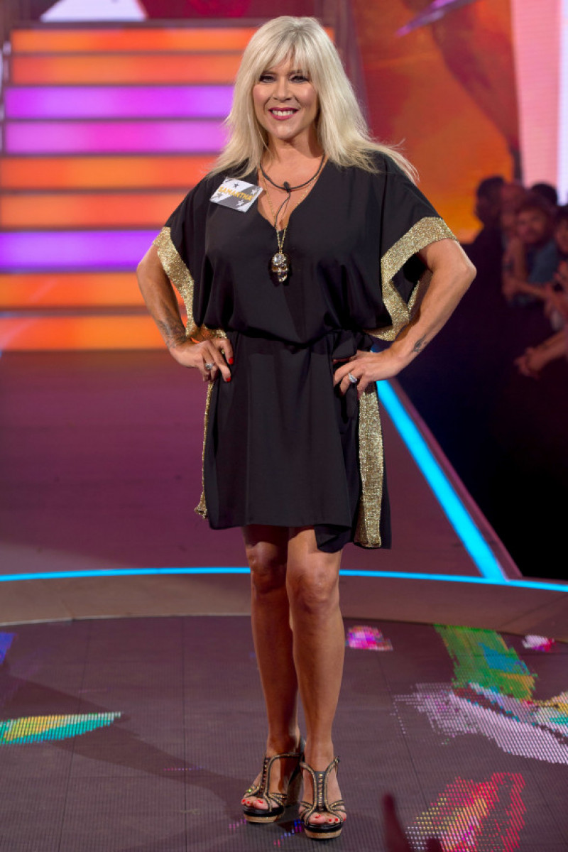 Samantha Fox la Celebrity Big Brother