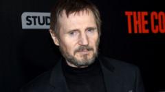 Drama lui Liam Neeson | După moartea soției, acum plânge un alt membru al familiei