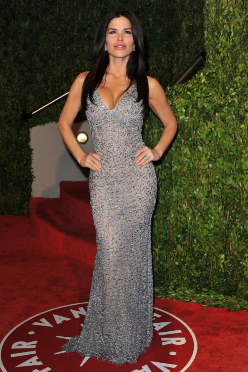 Lauren Sanchez la petrecerea Vanity Fair din 2010