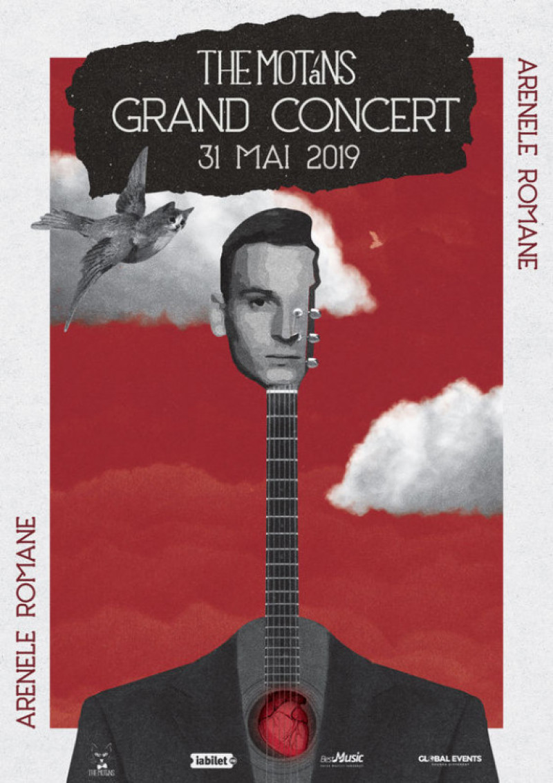 the motans the grand concert arenele romane