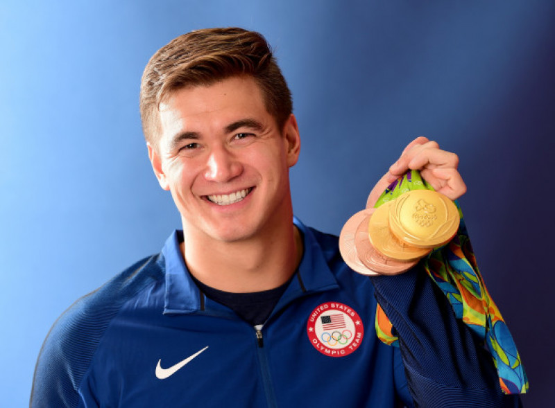 Nathan Adrian medalii olimpice