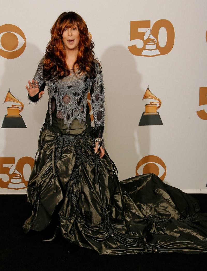 Cher premiile Grammy 2008