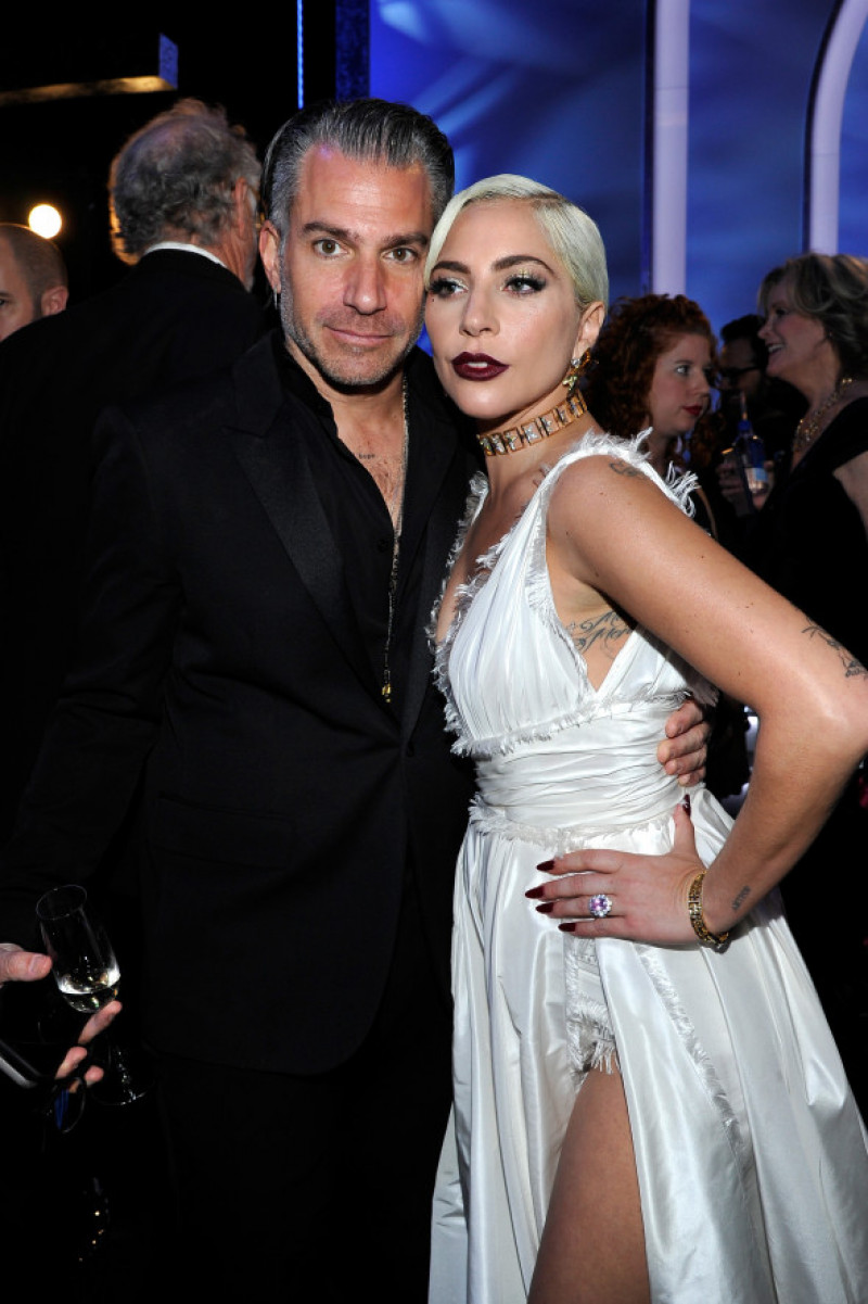Christian Carino Lady Gaga gala SAG Awards