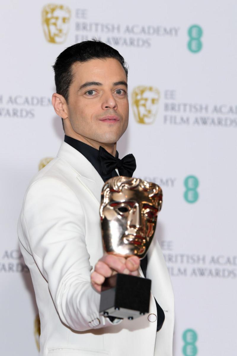Rami Malek premiile BAFTA 2019