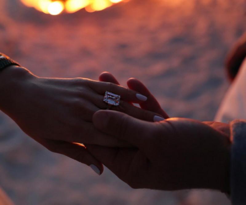 Jennifer Lopez inel de logodnă