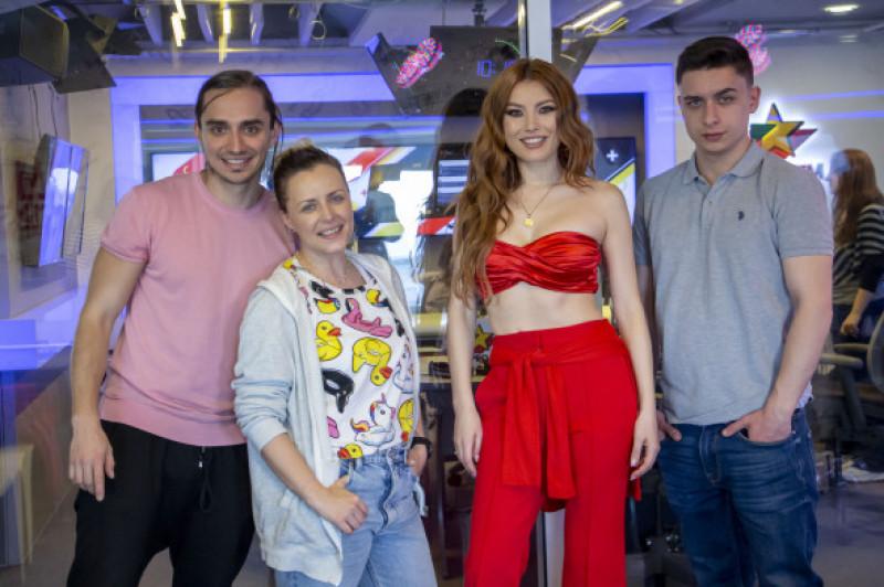 sebastian coțofană, Mădălina Petre, Elena Gheorghe, Radu Țibulcă
