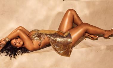 Rihanna, în cele mai provocatoare imagini de până acum. Cum a pozat pentru cea mai nouă campanie de lenjerie intimă