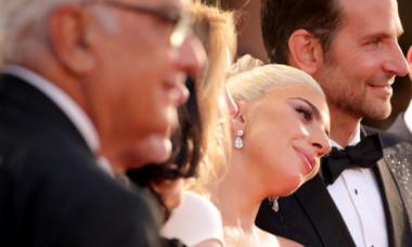 Lady Gaga şi Bradley Cooper, pentru prima oară împreună după despărțirea actorului de Irina Shayk
