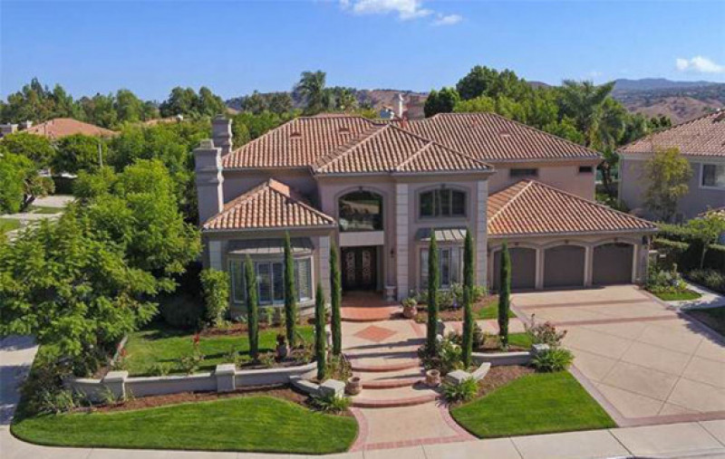 "Michael Jackson's youngest child Prince Michael ""Bigi"" Jackson has just bought this house in Calabasas, California for $2.62 million."