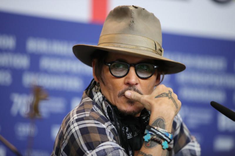 Johnny Depp. Foto: Getty Images