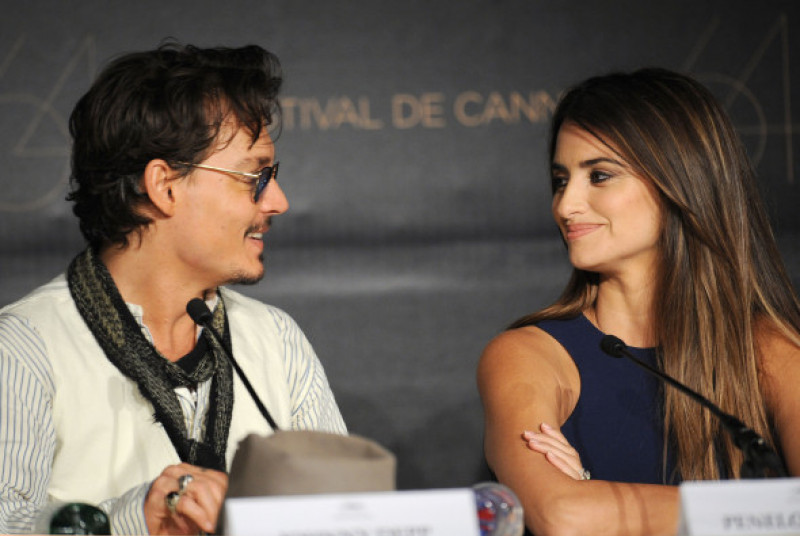 """Pirates of the Caribbean: On Stranger Tides"" Press Conference - 64th Annual Cannes Film Festival"