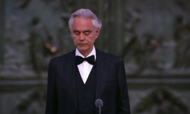 Andrea Bocelli a avut coronavirus. Dezvăluirile tenorului la ieșirea din spitalul din Pisa, unde a donat plasmă