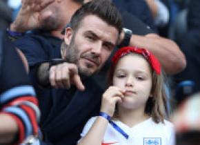 Gestul care i-a împărțit pe fanii lui David Beckham în două tabere. O imagine cu sportivul și fiica sa stârnește controverse
