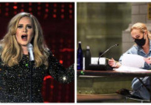 Transformarea ei este spectaculoasă. Adele, siluetă de model, în primul trailer ce marchează debutul ei ca gazdă a SNL