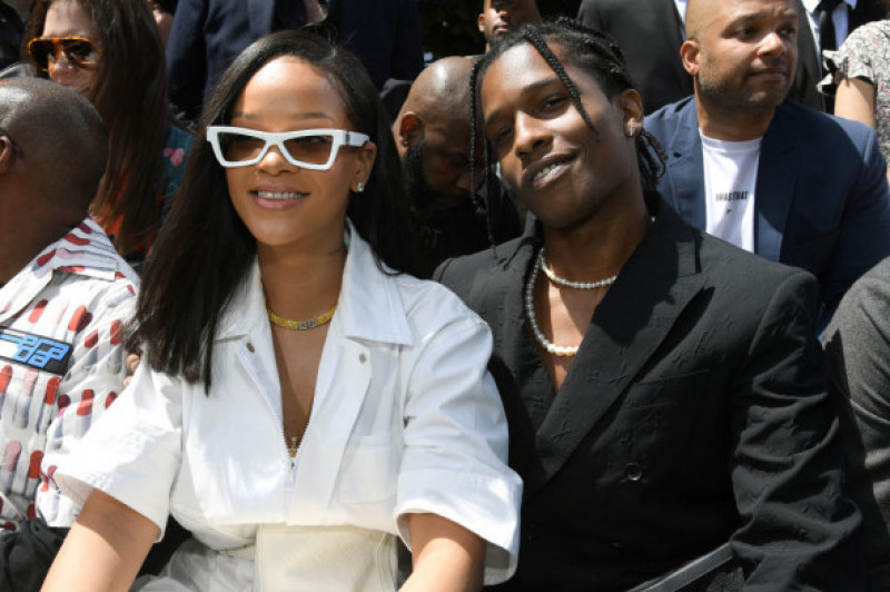 Rihanna si ASAP Rocky, GETTY IMAGES