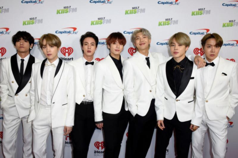 BTS, Foto: Getty Images