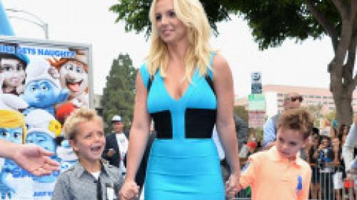 Britney Spears, imagine rară cu fiii ei. Sean Preston și Jayden James au împlinit 16, respectiv 15 ani