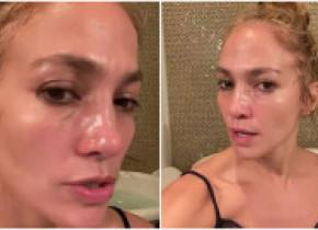 """Jennifer Lopez, acuzată că folosește""""tone de Botox"""". Cum a dovedit vedeta că este naturală: """"Asta e fața mea!"""""""
