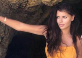 """Ileana Lazariuc, imagine rară din tinerețe. Fanii, impresionați de frumusețea fostei soții a lui Țiriac Jr.: """"Absolut superbă!"""""""