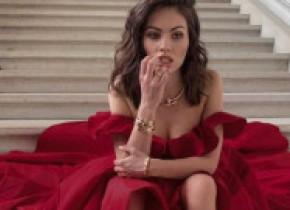 """Cum arată """"cea mai frumoasă fată din lume"""" fără machiaj. Franțuzoaica de 19 ani Thylane Blondeau, de o frumusețe naturală rară"""