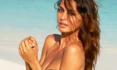 Catrinel Marlon, imaginea perfecțiunii în costum de baie. Fotomodelul se află în vacanță la Monaco