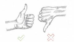 Degetul mare de la mana spune lucruri nestiute despre personalitatea ta