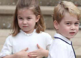Care este porecla pe care Printul George a primit-o la scoala