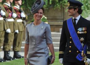 Printesa Norvegiei se iubeste cu un saman. Relatia controversata a Marthei Louise