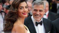 El actor celebru, ea avocata de prestigiu. Povestea impresionanta de viata a lui Amal Clooney