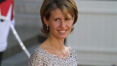 """De la """"Printesa Diana a Siriei"""", la """"Prima Doamna a Iadului"""". Povestea Asmei al-Assad, sotia presedintelui sirian Bashar al-Assad"""