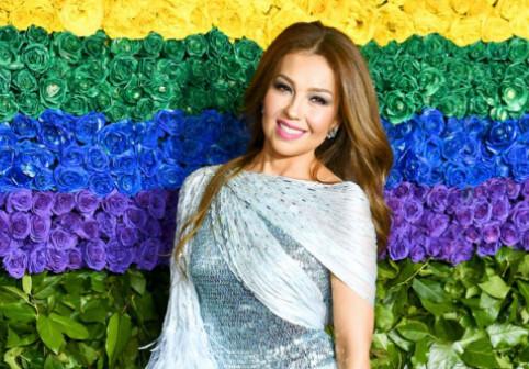 """Thalia, la 48 de ani. Cât de bine arată acum actrița supranumită """"Regina Telenovelelor"""""""
