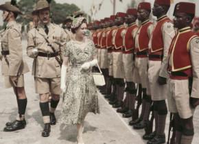 Imagini de arhivă cu Regina Elisabeta în tinerețe. Cum impresiona când nu existau tabloide și paparazzi